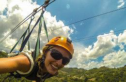 Outdoos adventures in Puerto Rico