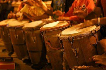 MUSIC AND DANCING IN PUERTO RICO