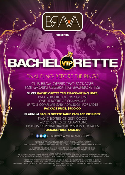 Bachelorette party in Puerto Rico